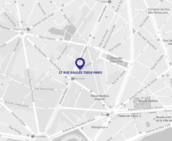 Consulter le plan sur Google Map